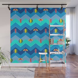 SUMMER TIME Wall Mural