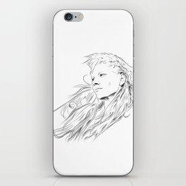 Lagertha iPhone Skin