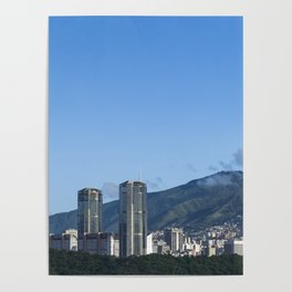 Parque Central Poster