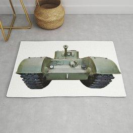 British heavy infantry tank Churchill Rug