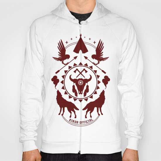 Indian Spirit Hoody