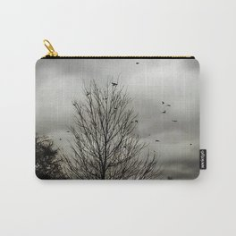 Horror Movie Birds Carry-All Pouch