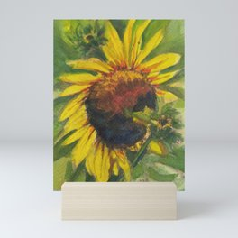 Sunshine Lollipop Mini Art Print