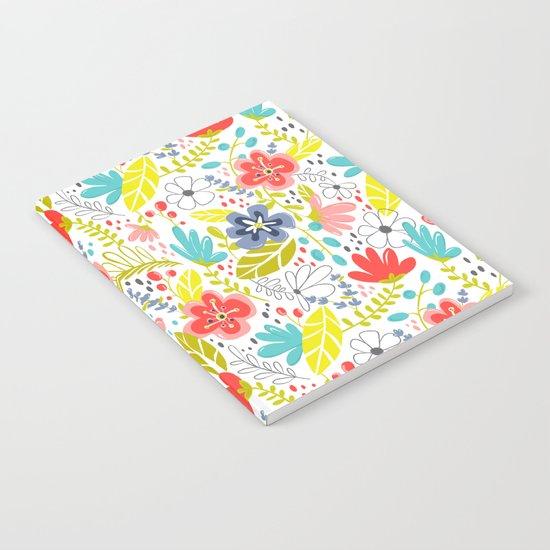 Wildflower Notebook