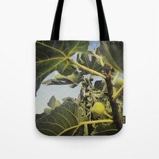 the smell of the fig tree Tote Bag