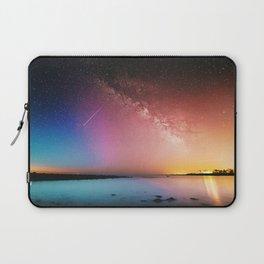 Rainbow Galaxy Laptop Sleeve