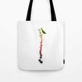 Blueberry Gradient Tote Bag
