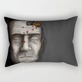 Broken Head Rectangular Pillow