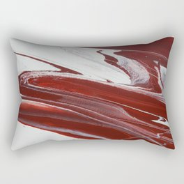 RUBY PILLARS Rectangular Pillow
