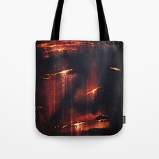 Red I Tote Bag
