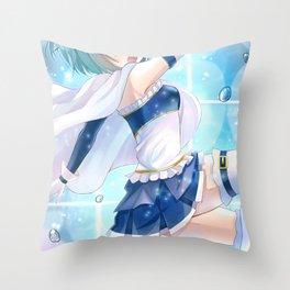 Miki Sayaka Madoka Magica Throw Pillow