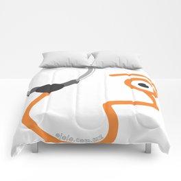 ste[ye]thoscope Comforters