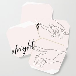 we'll be alright  Coaster