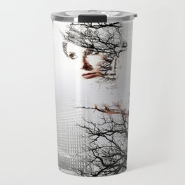 Fantomne de la Défense Travel Mug