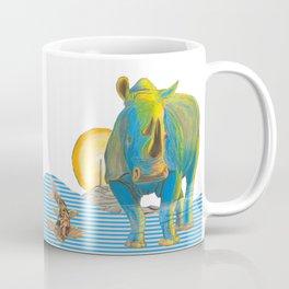 Rhino, Water Boy aka Puddles Coffee Mug