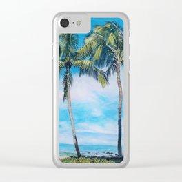 Oahu Clear iPhone Case