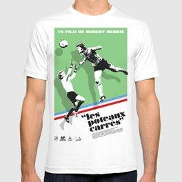 Les Poteaux Carrés T-shirt