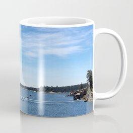 Big Bear Lake Coffee Mug