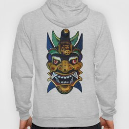 Chinese Mask Hoody
