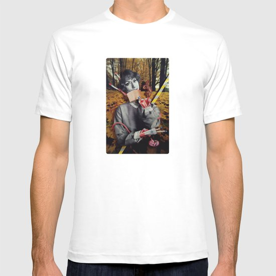 The Fall   Collage T-shirt