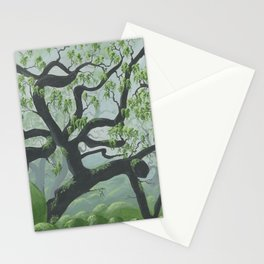Mossy Woods Stationery Cards