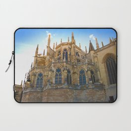 Leon Cathedral Laptop Sleeve