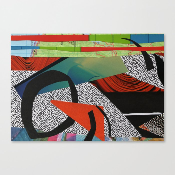 Last Seen Canvas Print