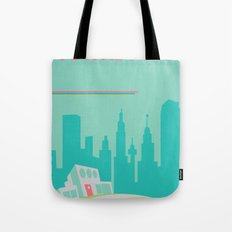 Welcome to Townsville Tote Bag