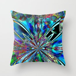 Under The See* Is Were You'll Beee!* Throw Pillow