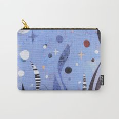 BLUE UNTITLED Carry-All Pouch