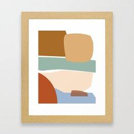 // Reminiscence 01 Framed Art Print