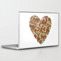 breakfast Laptop & iPad Skins featuring Breakfast by Julia Emiliani