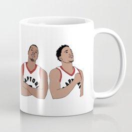 Kyle & DeMar Coffee Mug
