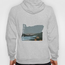 Oregon: Columbia River Gorge (Vista House) Hoody