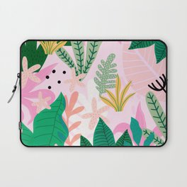 Into the jungle - sunup Laptop Sleeve