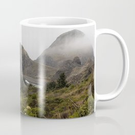 View of Sisters Rock Coffee Mug