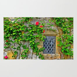 English Castle Rug