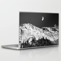 yosemite Laptop & iPad Skins featuring Yosemite by Claude Gariepy