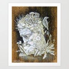 The Cost of Wisdom Art Print