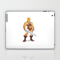 By The Power Of 8-Bit Laptop & iPad Skin