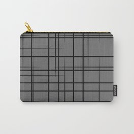 Cross Hatch Carry-All Pouch