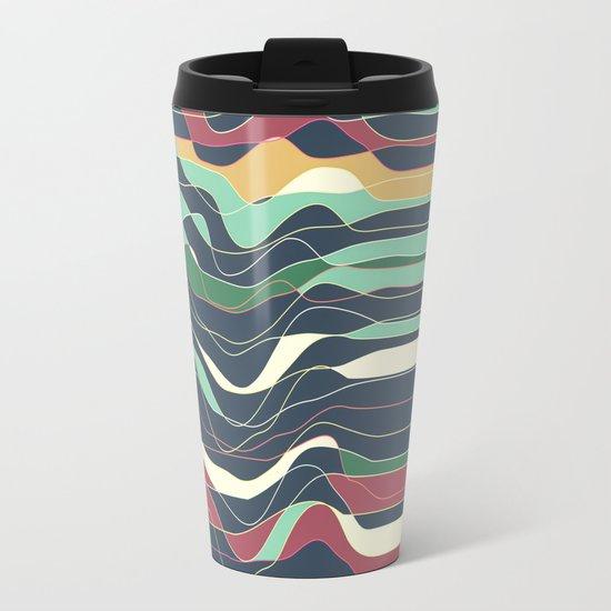 Don´t Move IX Metal Travel Mug