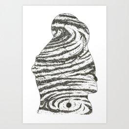 Svadhishthana Starseeds Art Print