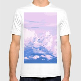 Cotton Candy in Sky T-shirt