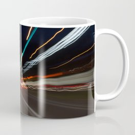 Night Lights Colour Coffee Mug