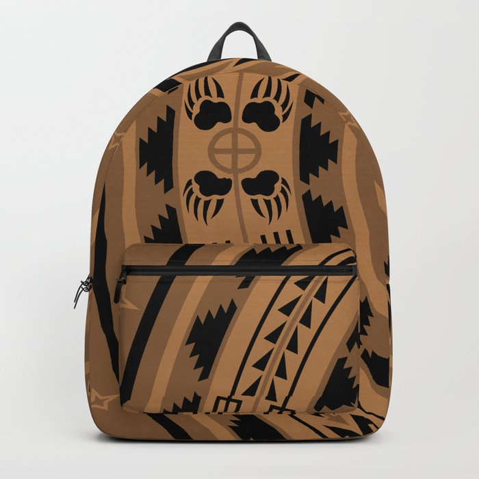 Bear Spirit (Brown) Backpack