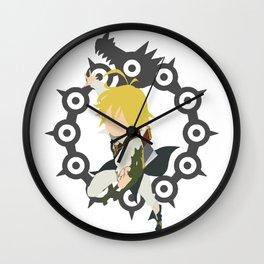 Dragon's Sin Of Wrath - Meliodas Wall Clock