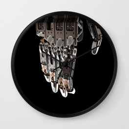Hand of glory Wall Clock