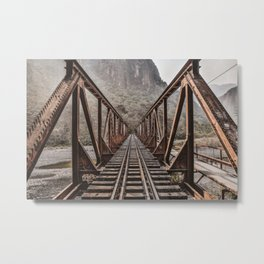 A Bridge Too Far Metal Print