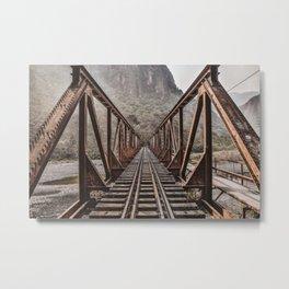 A Bridge Too Far Metal Print